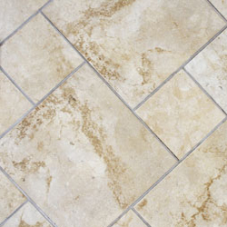 Porcelain tile is A form of ceramic tile that are composed of fine porcelain clays and fired at much higher temperatures than regular ceramic tiles. This process makes porcelain tile more dense, less porous, much harder and less prone to moisture and stain absorption than ceramic tiles