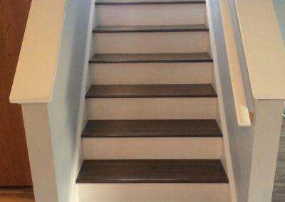 Hardwood Staircase Grayslake (1)